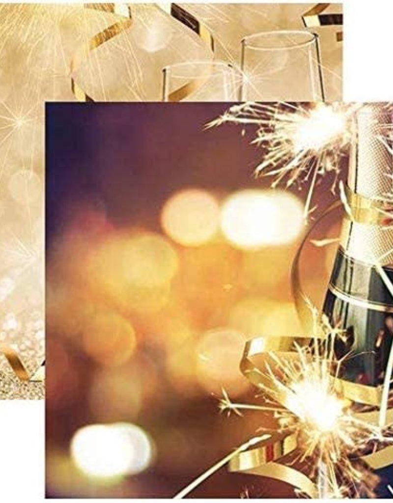 Reminisce 12 X 12 Decorative Paper Celebrate