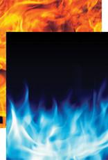 Reminisce 12 X 12 Decorative Paper Wild Flames