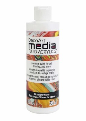 DecoArt Media Fluid Acrylic 8 oz.