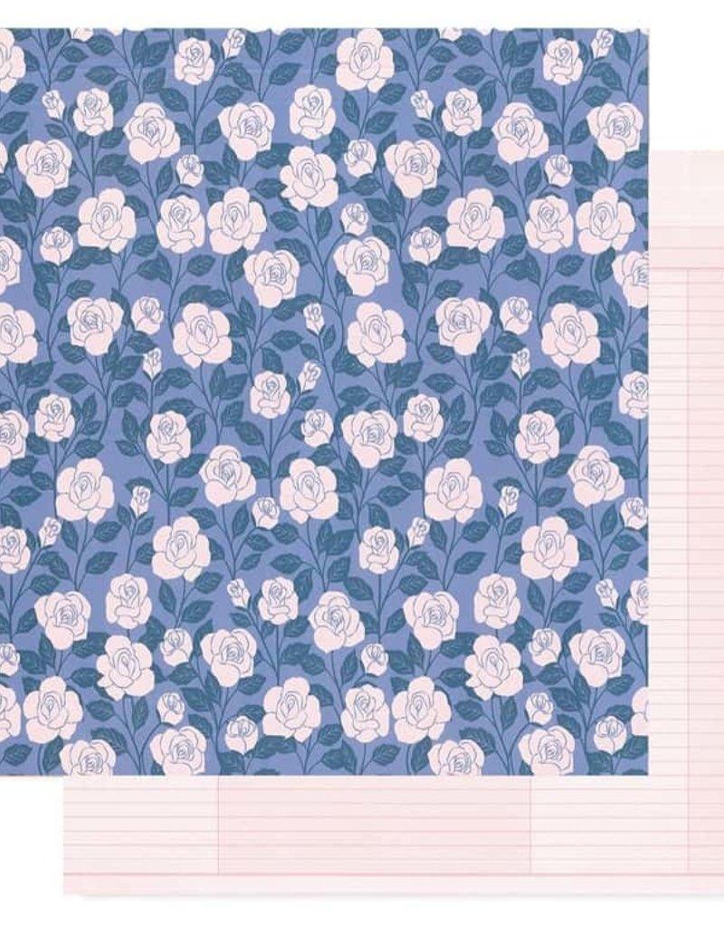 Shimelle 12 x 12 Paper  Shimelle Borrowed Bliss