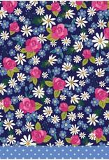 Shimelle 12 x 12 Paper  Shimelle Moonlight & Roses