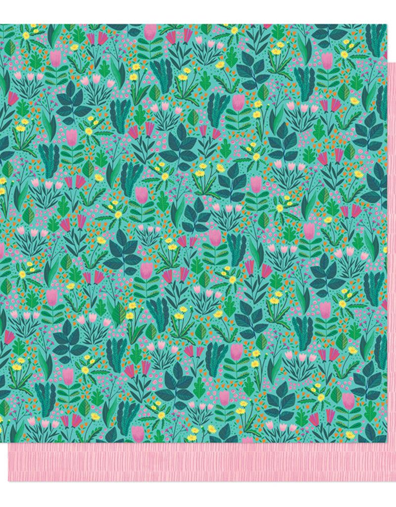 Shimelle 12 x 12 Paper Flower Meadow