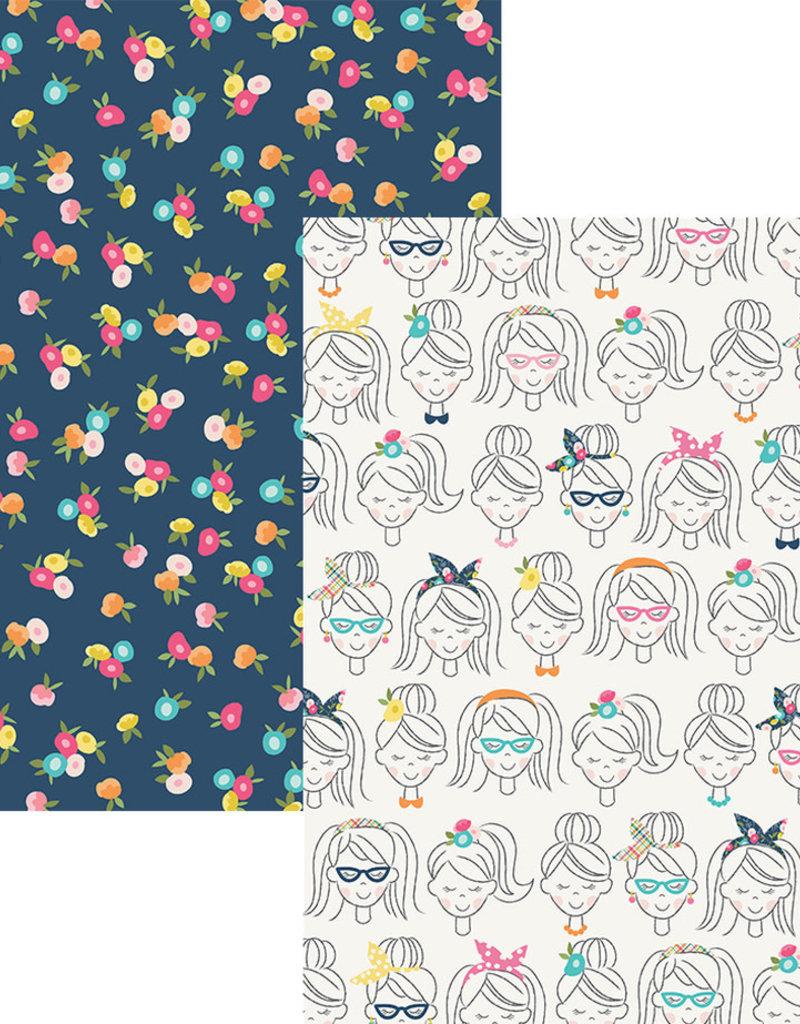 Simple Stories 12 x 12 Paper Craft Night