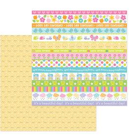 Doodlebug Design Inc. 12 X 12 Sweet Sunshine