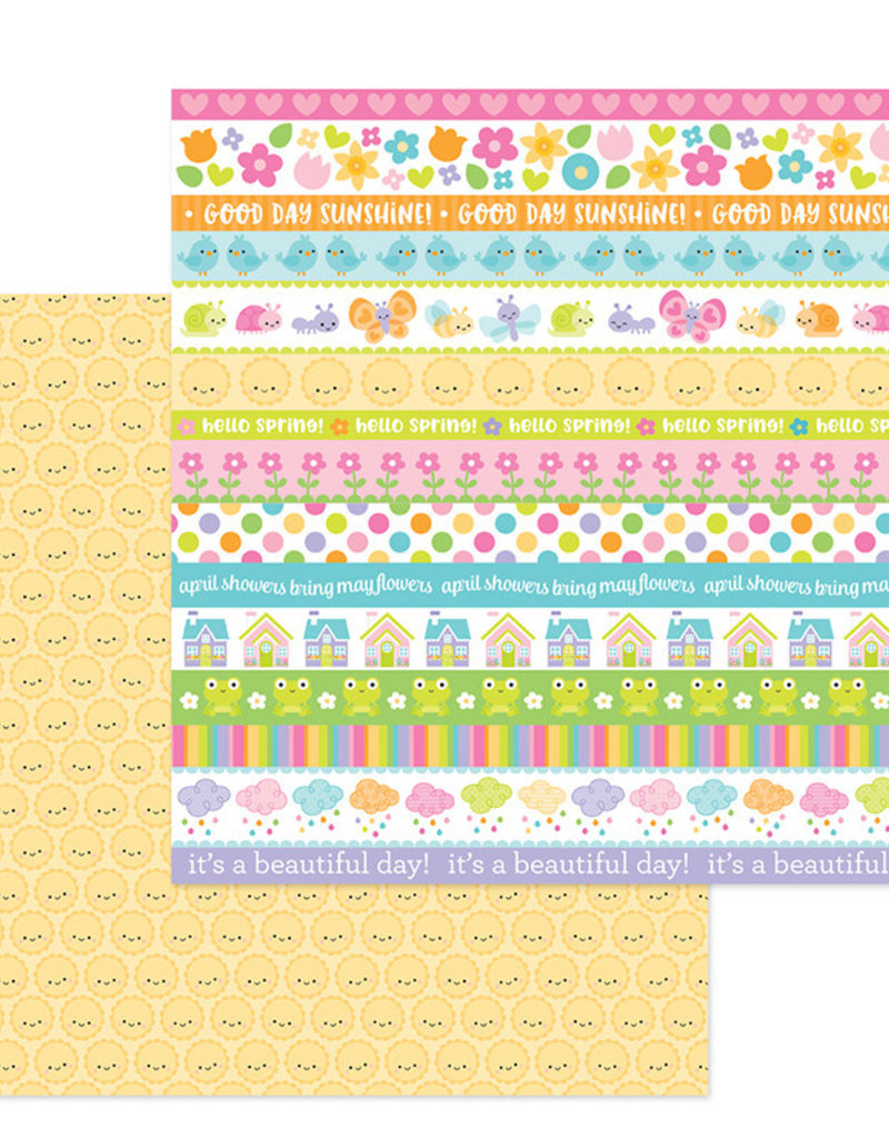 Doodlebug Design Inc. 12 X 12 Sweet Sunshine
