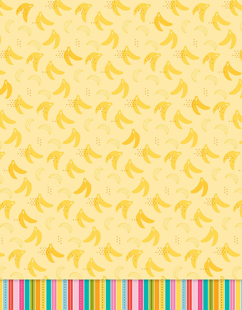 Doodlebug Design Inc. 12 X 12 Squeeze The Day Bananas For You