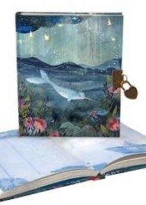 Roger La Borde Locking Journal Narwhal