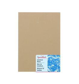Speedball Linoleum Block 5 x 7 inch