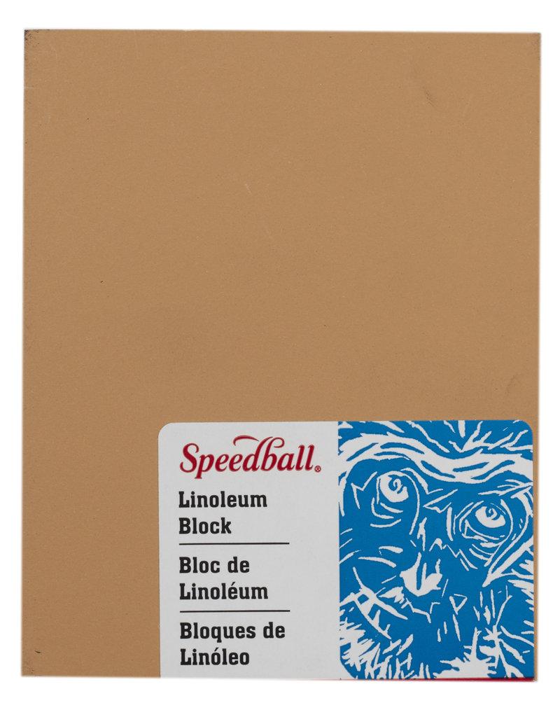 Speedball Linoleum Block 4 X 5 inch