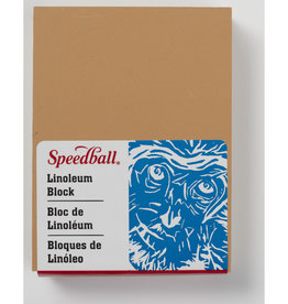Speedball Linoleum Block 3 x 4 inch