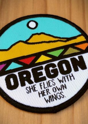 Toketee Patch Oregon Motto
