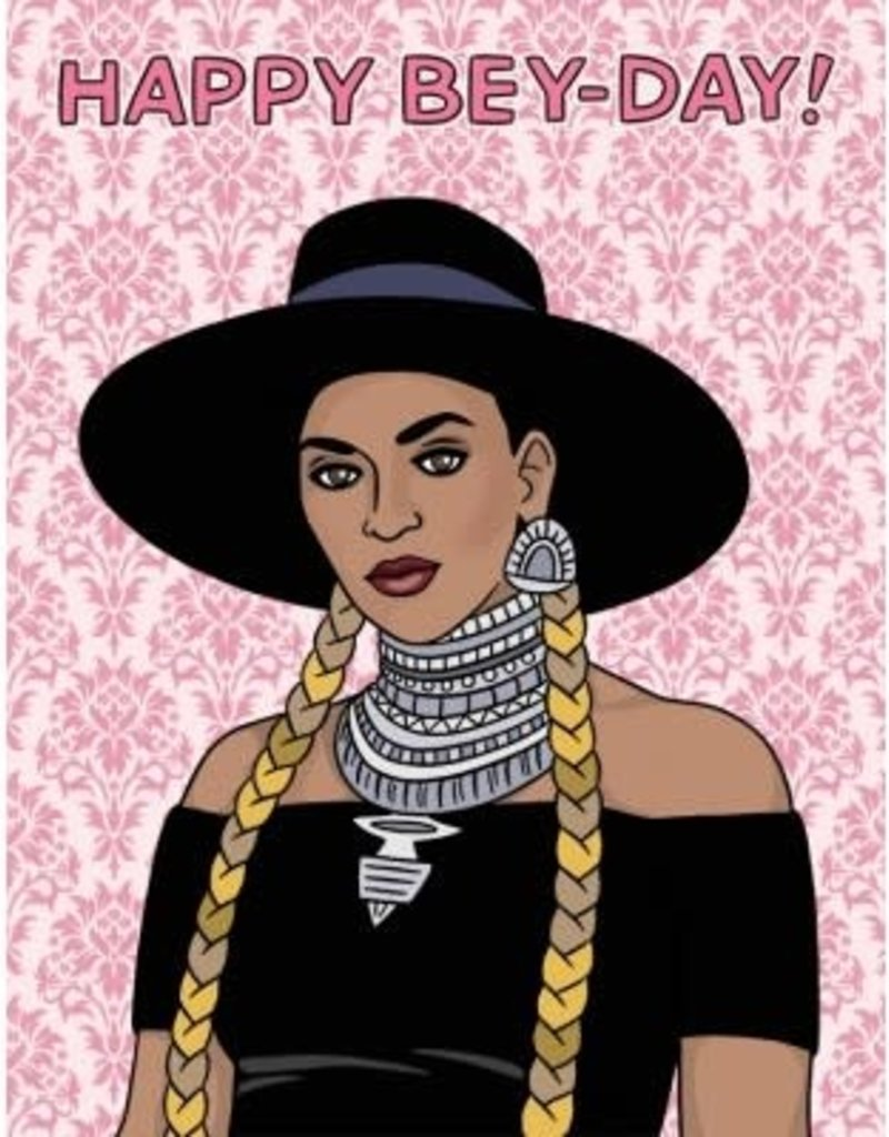 The Found Card Happy Bey-Day