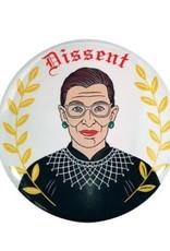 The Found Round Magnet Ruth Bader Ginsburg Dissent