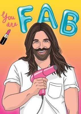 The Found Card You Are Fab Birthday