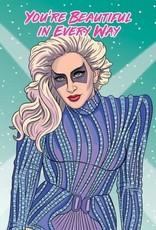 The Found Card Gaga Birthday