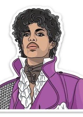 The Found Sticker Prince