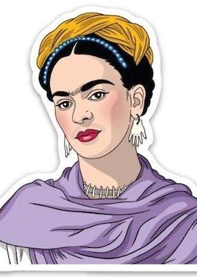 The Found Sticker Frida Shawl