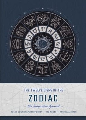 Simon & Schuster Journal Twelve Signs of the Zodiac