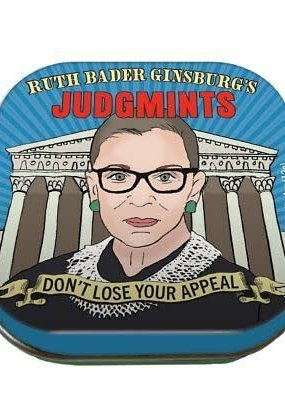 The Unemployed Philosophers Guild Ruth Bader Ginsburg Judgmints