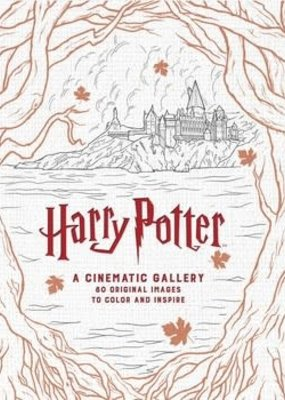 Simon & Schuster Harry Potter: A Cinematic Gallery