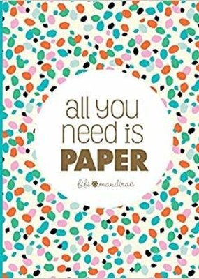 Simon & Schuster All You Need Is Paper