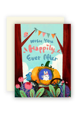 The Little Red House Card Happily Ever After