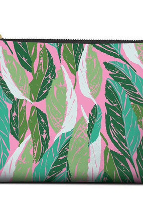 Studio Oh! Zippered Pouch Tropical