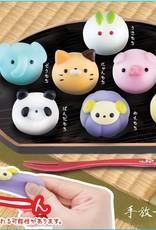 Blind Box Squishy Gummy Animal Heads