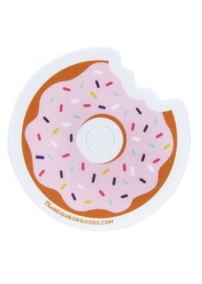 The Neighborgoods Sticker Donut