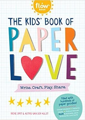 Workman Kids Big Book of Paper Love