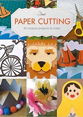 Ingram Paper Cutting 10 Creative Projects to Make