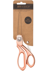DIY Shop Copper 8 in Scissors