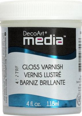 DecoArt Media Varnish 4 oz. Gloss