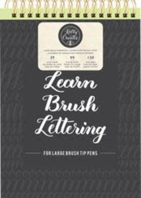 Kelly Creates Kelly Creates Large Brush Workbook