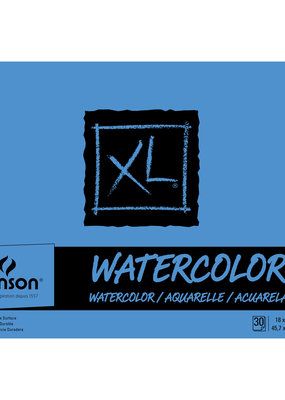 Canson XL Watercolor Pad 18 x 24