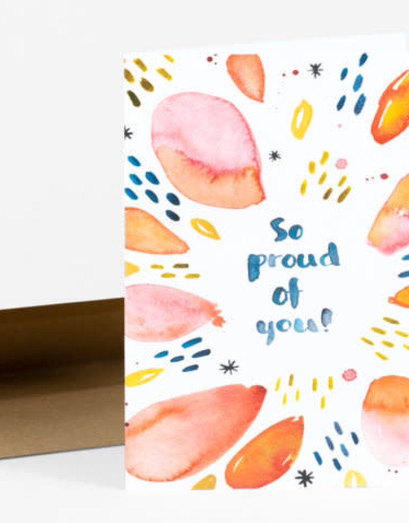 Little Truths Studio Card So Proud Of You
