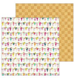 Jen Hadfield 12 x 12 Paper Mocktails