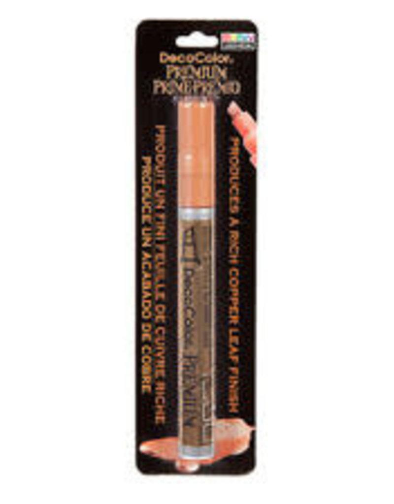 Marvy-Uchida DecoColor Premium Leafing Pen Copper