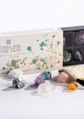 GeoCentral Reveal Box Stone Pack The Essential Collection