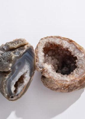 GeoCentral Polished Brazillian Geode