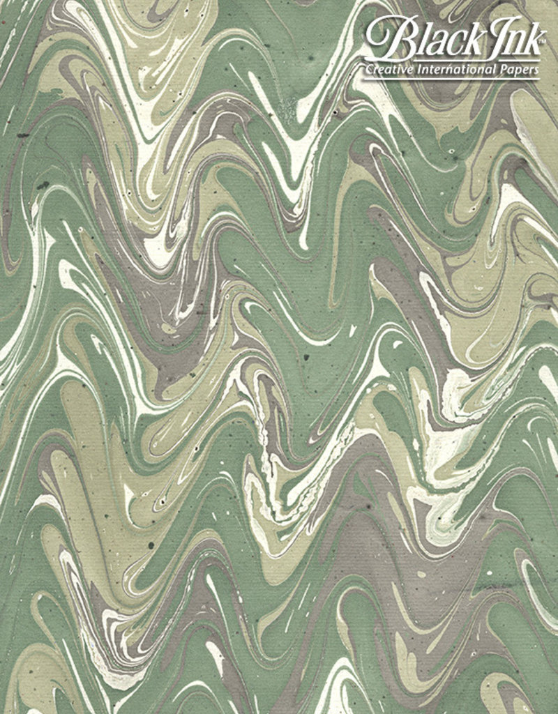 Graphic Products Paper Serenity Jade / Taupe / White