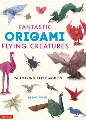 Ingram Fantastic Origami Flying Creatures