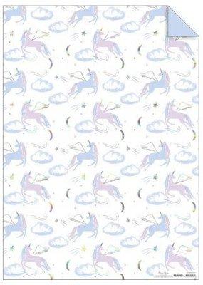 Meri Meri Wrap Sheet Pegasus Gift