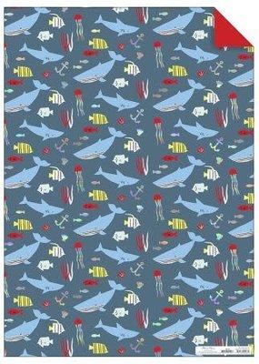 Meri Meri Wrap Sheet Under The Sea