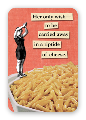 Mincing Mockingbird Vinyl Sticker Mac And Cheese