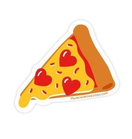The Neighborgoods Sticker Pizza