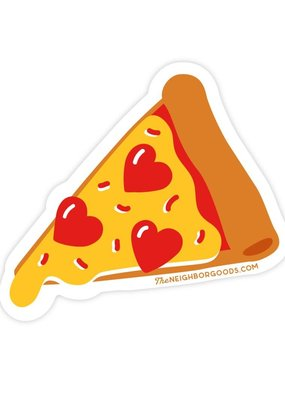 The Neighborgoods Sticker Pizza