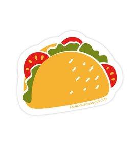 The Neighborgoods Sticker Taco
