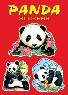 Dover Stickers Panda