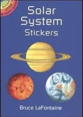 Dover Stickers Solar System